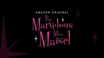 Amazon Prime Video TV Spot, 'The Marvelous Mrs. Maisel S3 - College Try' - Thumbnail 9