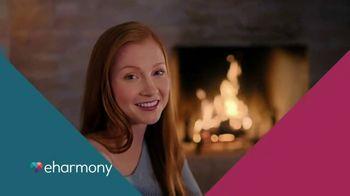 eHarmony TV Spot, 'Cozy Night In' - Thumbnail 4