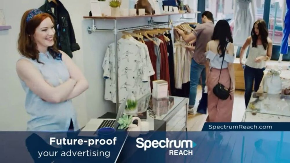 Spectrum Business Reach TV Commercial, 'Future-Proof'