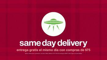 Target TV Spot, 'Holiday: entrega gratis en compras de $75 dólares' canción de Danna Paola [Spanish] - Thumbnail 7