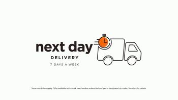 Ashley HomeStore Outlet TV Spot, 'Black Friday: Great Deals and Next Day Delivery' - Thumbnail 9