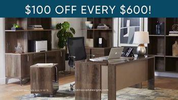 Scandinavian Designs TV Spot, '$100 Off Every $600 You Spend' - Thumbnail 5