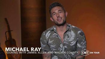 CMT On Tour TV Spot, 'Michael Ray's Nineteen Tour' - Thumbnail 3