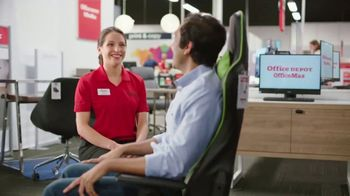 Office Depot & OfficeMax TV Spot, 'Worry-Free: Next Day Shipping & 1-Hour Pickup'