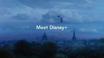 Disney+ TV Spot, 'Meet Disney+' - Thumbnail 1