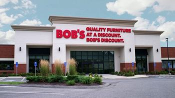 Bob's Discount Furniture TV Spot, 'Summit Dining Set'