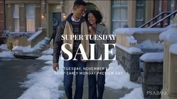 JoS. A. Bank Super Tuesday Sale TV Spot, 'Dress Shirts, Suits and Clearance' - Thumbnail 1