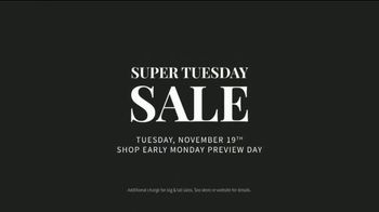 JoS. A. Bank Super Tuesday Sale TV Spot, 'Dress Shirts, Suits and Clearance' - Thumbnail 8