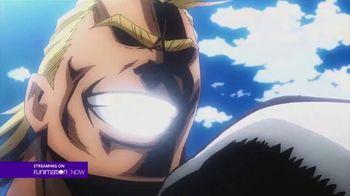 FUNimationNow TV Spot, 'Stream My Hero Academia'