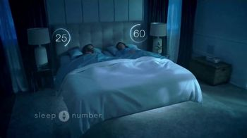 Sleep Number Veterans Day Sale TV Spot, 'Automatically Adjusts: Save $1,000' - Thumbnail 2