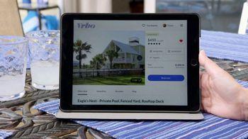 VRBO TV Spot, 'Beachfront Bargain Hunt: Tablet' - Thumbnail 8
