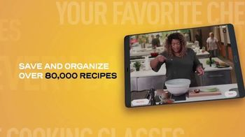 Food Network Kitchen App TV Spot, 'Cook With the Legends' - Thumbnail 5