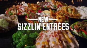 Applebee's Sizzlin' Entrees TV Spot, 'Fever' Song by Peggy Lee - Thumbnail 2