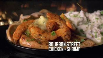 Applebee's Sizzlin' Entrees TV Spot, 'Fever' Song by Peggy Lee