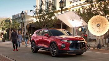 2019 Chevrolet Blazer TV Spot, 'Speaks for Itself' [T2] - 1 commercial airings