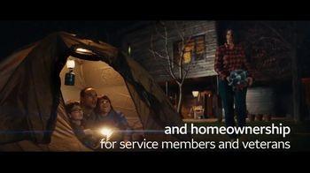 Wells Fargo TV Spot, 'Amaury's Family Campout' - Thumbnail 7