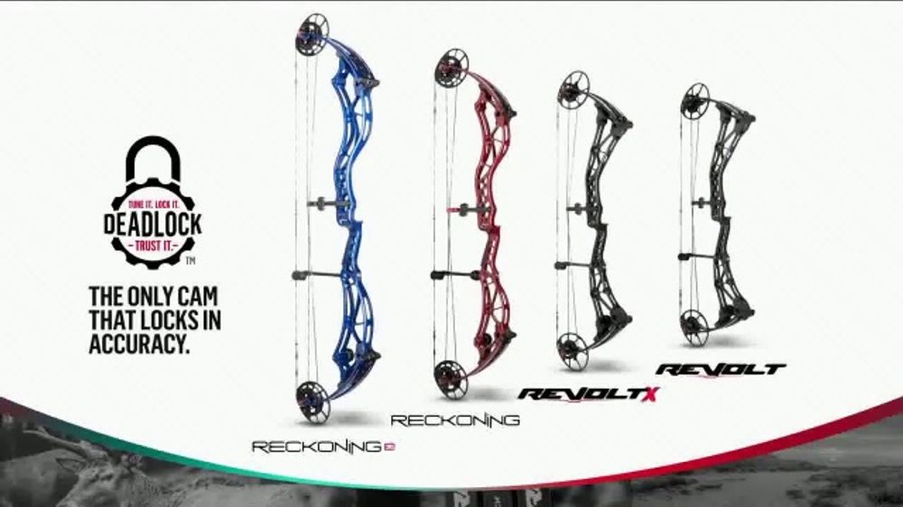Bowtech Archery TV Commercial, 'Deadlock Cam: Perfect Arrow Flight'