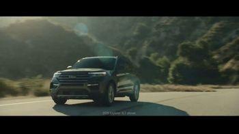 2020 Ford Explorer TV Spot, 'A Great Explorer' [T1] - Thumbnail 1