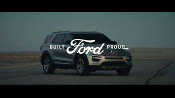 2020 Ford Explorer TV Spot, 'A Great Explorer' [T1] - Thumbnail 10