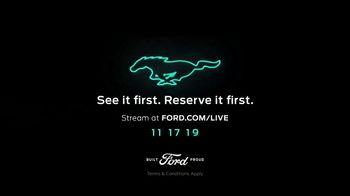 2021 Ford Mustang Mach-E TV Spot, 'World Debut' Featuring Idris Elba [T1] - Thumbnail 9