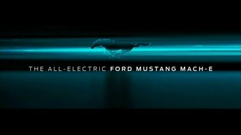 2021 Ford Mustang Mach-E TV Spot, 'World Debut' Featuring Idris Elba [T1] - 67 commercial airings