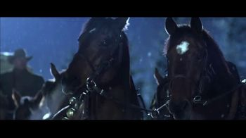 Wells Fargo TV Spot, 'Stagecoach and Snowman'