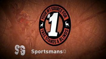 The Sportsman's Guide TV Spot, 'Guide Gear Two-Man Ladder Stand' - Thumbnail 9