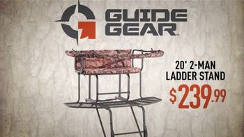 The Sportsman's Guide TV Spot, 'Guide Gear Two-Man Ladder Stand' - Thumbnail 6