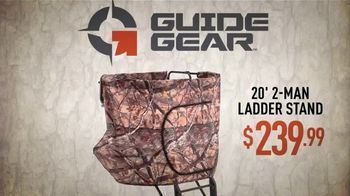 The Sportsman's Guide TV Spot, 'Guide Gear Two-Man Ladder Stand' - Thumbnail 7