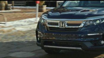 Honda Presidents Day Sales Event TV Spot, 'Life Is Better: 2020 Pilot' [T2] - Thumbnail 2