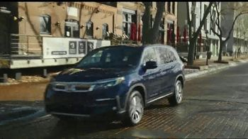 Honda Presidents Day Sales Event TV Spot, 'Life Is Better: 2020 Pilot' [T2] - Thumbnail 4
