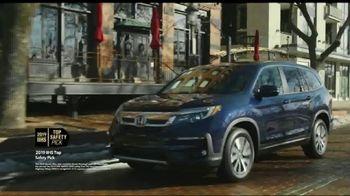Honda Presidents Day Sales Event TV Spot, 'Life Is Better: 2020 Pilot' [T2] - Thumbnail 6