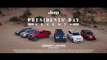 Jeep Presidents Day Event TV Spot, 'Oath of Adventure' [T1] - Thumbnail 8