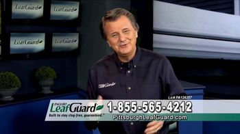 LeafGuard of Pittsburgh Winter Half Off Sale TV Spot, 'Presidents Day' - Thumbnail 9