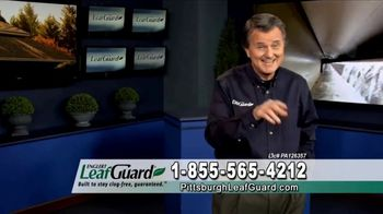 LeafGuard of Pittsburgh Winter Half Off Sale TV Spot, 'Presidents Day' - Thumbnail 2