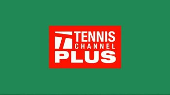 Tennis Channel Plus TV Spot, 'Most Live Tennis Anywhere' Feat. Roger Federer, Serena Williams - Thumbnail 4