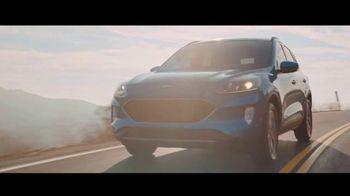 2020 Ford Escape TV Spot, 'Smart' [T2] - Thumbnail 1