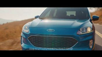 2020 Ford Escape TV Spot, 'Smart' [T2] - Thumbnail 3