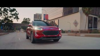 2020 Ford Escape TV Spot, 'Smart' [T2] - Thumbnail 4