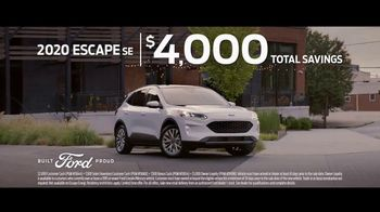 2020 Ford Escape TV Spot, 'Smart' [T2] - Thumbnail 8