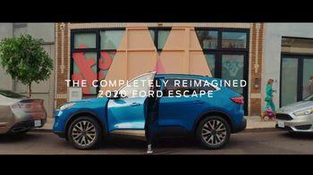 2020 Ford Escape TV Spot, 'Smart' [T2]