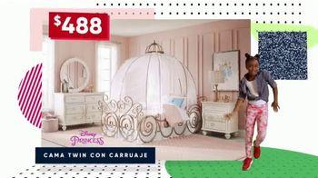 Rooms to Go Venta por el Día de los Presidentes TV Spot, 'Camas para niños' [Spanish] - Thumbnail 4