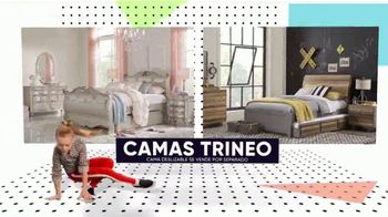 Rooms to Go Venta por el Día de los Presidentes TV Spot, 'Camas para niños' [Spanish] - Thumbnail 5