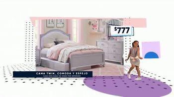 Rooms to Go Venta por el Día de los Presidentes TV Spot, 'Camas para niños' [Spanish] - Thumbnail 7