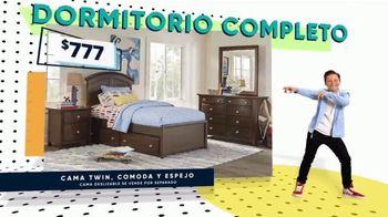 Rooms to Go Venta por el Día de los Presidentes TV Spot, 'Camas para niños' [Spanish] - Thumbnail 8