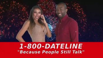 1-800-DATELINE TV Spot, 'Always Someone to Talk To' - Thumbnail 8