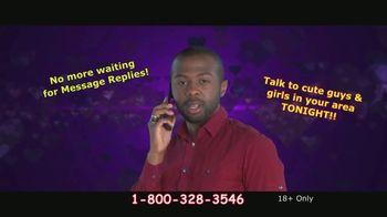 1-800-DATELINE TV Spot, 'Always Someone to Talk To' - Thumbnail 3