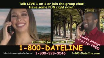 1-800-DATELINE TV Spot, 'Always Someone to Talk To' - Thumbnail 5