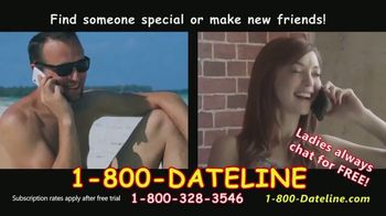 1-800-DATELINE TV Spot, 'Always Someone to Talk To' - Thumbnail 6