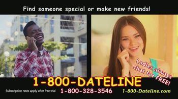 1-800-DATELINE TV Spot, 'Always Someone to Talk To' - Thumbnail 7